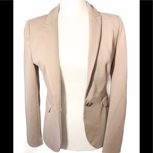 2/60 Deal! Beige fitted coloured Blazer